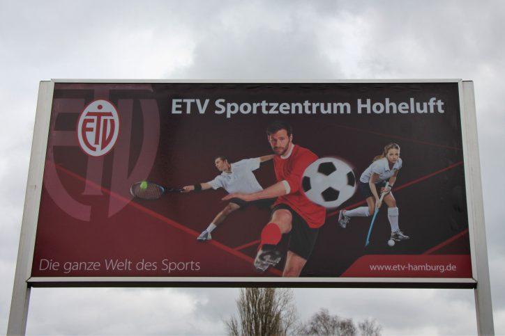 Der ETV baut im Herbst dieses Jahres ein neues Sportzentrum. Foto: Anna Korf