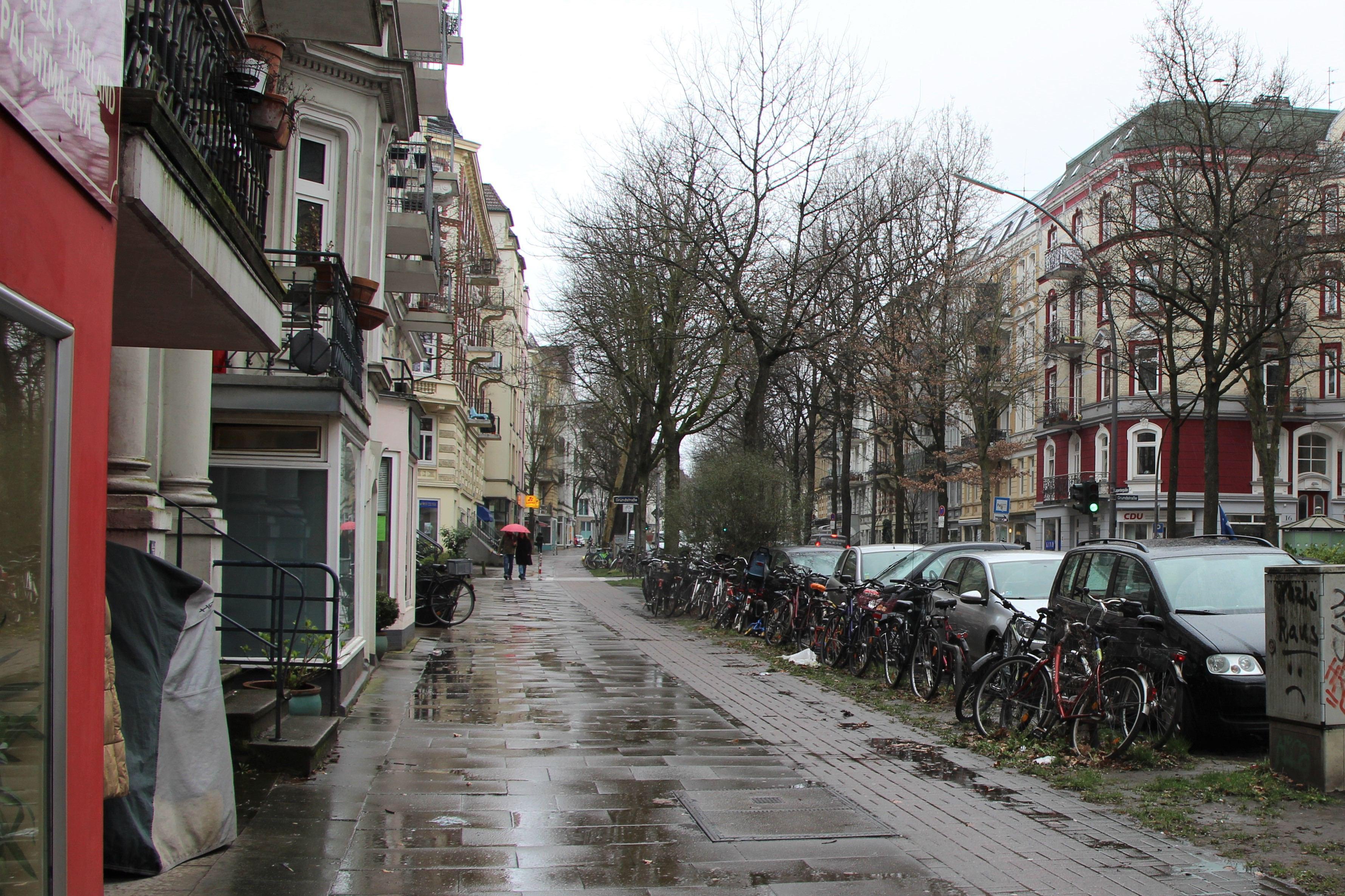 Messerangriff: Streit unter Prostituierten in der Lappenbergsallee