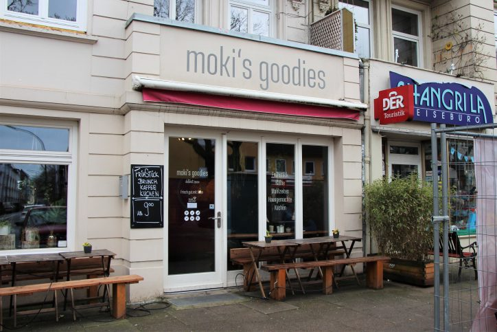 Kinderfreie Zone im Moki's Goodies