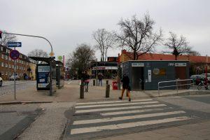 In Eidelstedt haben drei Männer einen 31-Jährigen wegen seiner Herkunft beileidigt und attackiert. Foto: Monika Dzialas