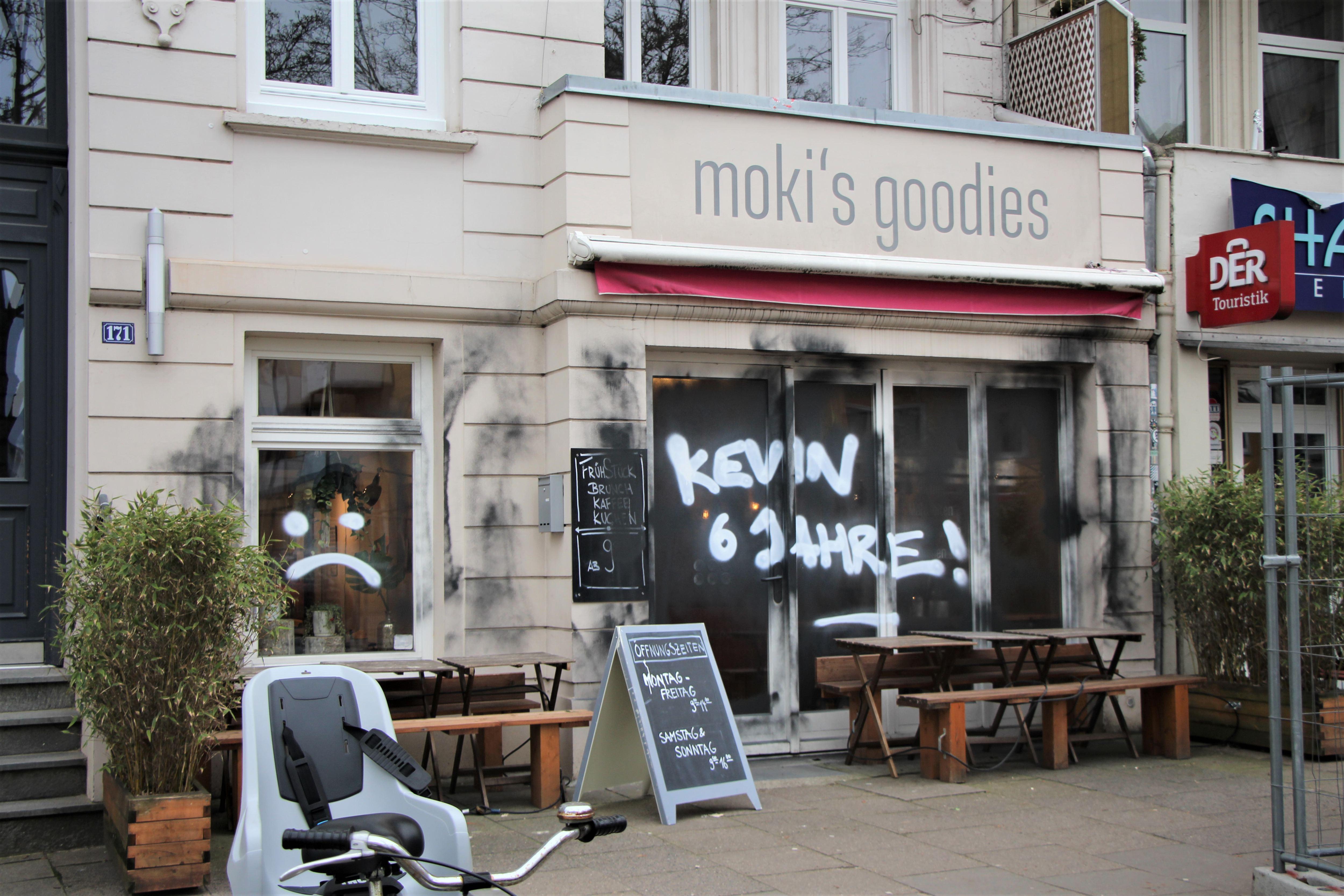 Moki's Goodies: Vandalismus nach Kinderverbot