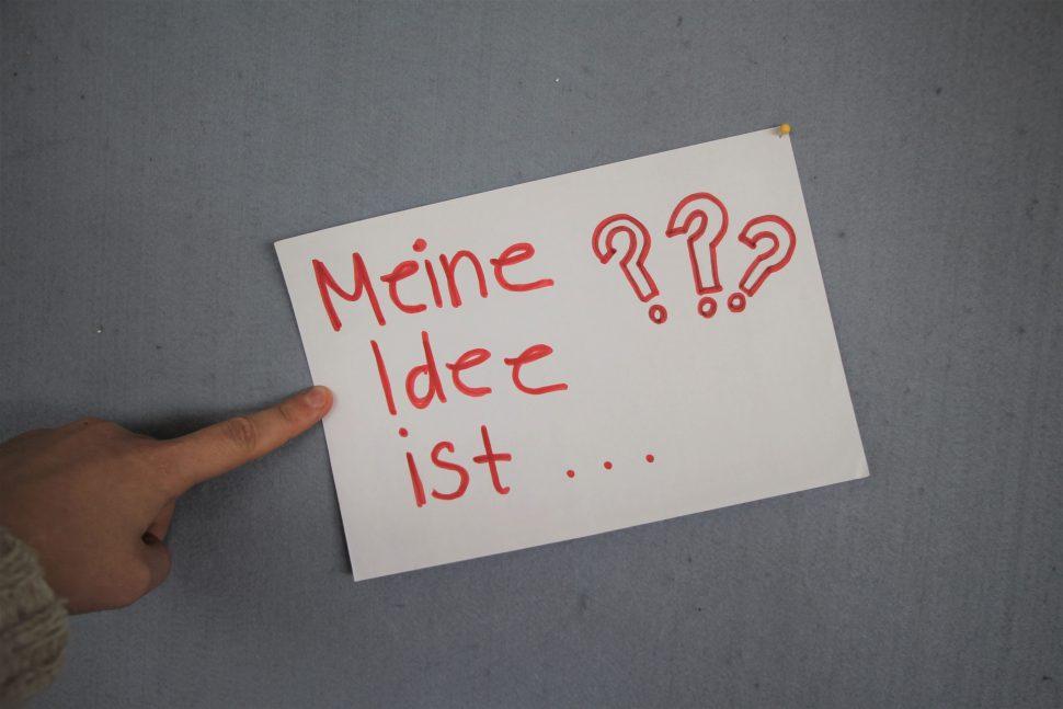 Bürger können Ideen zur Gestaltung der Frohmestraße einbringen. Symbolbild: Anna Korf