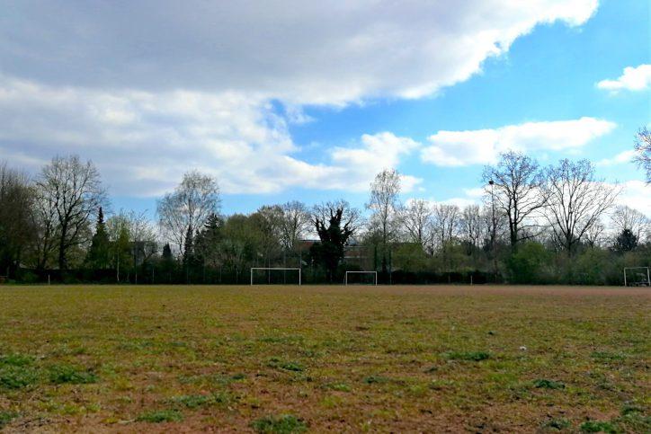 Die Sportplätze an der Hagenbeckstraße sollen mit Hilfe der Bundesmittel saniert werden. Foto: SPD Eimsbüttel