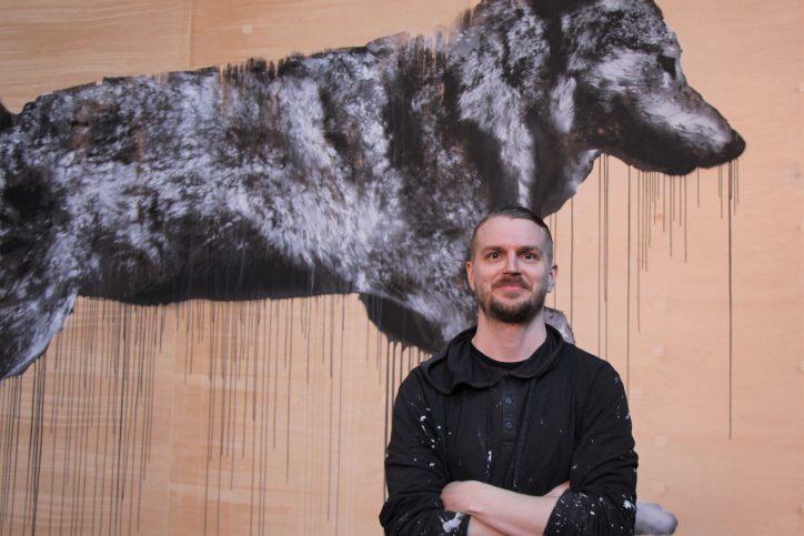 Jussi TwoSeven lebt in Helsinki. Foto: Catharina Rudschies
