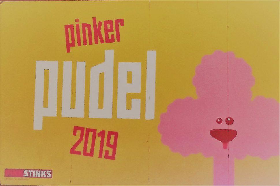"""Am 4. April wurde der """"Pinke Pudel"""" verliehen. Foto: Nele Deutschmann"""