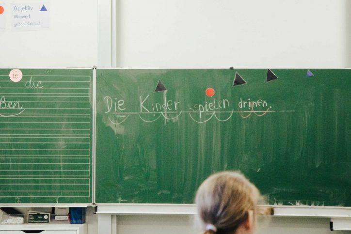 Schulen in Eimsbüttel. Foto: Vanessa Leitschuh