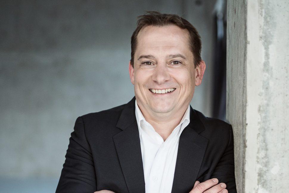 Roland Heintze ist Hamburger CDU-Kandidat für die Europawahl. Foto: Dennis Williamson