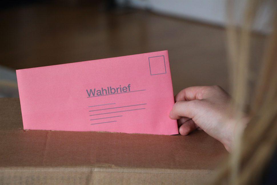 Bei den Bezirkswahlen wählen Bürger die Vertreter in ihren Bezirken. Foto: Alicia Wischhusen