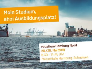 Vocatium Hamburg Nord 2019 Foto: Vocatium Hamburg Nord