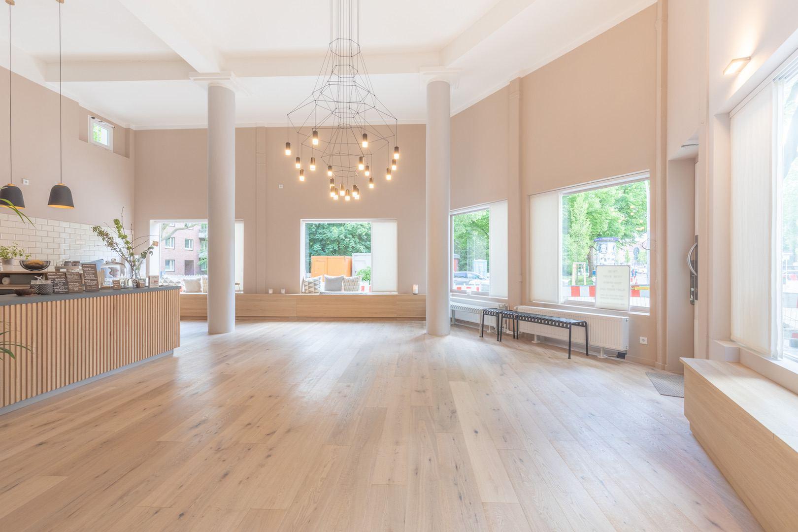 TRIBE Yoga Base Yogacafé