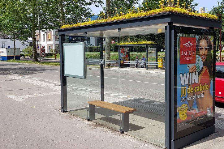 Bee Stop in Utrecht, Niederlande. Foto: BrightVibes