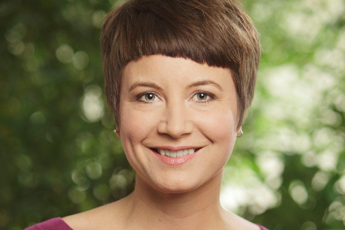 Katja Husen soll neue Bezirksamtsleiterin in Eimsbüttel werden. Foto: Grüne Hamburg