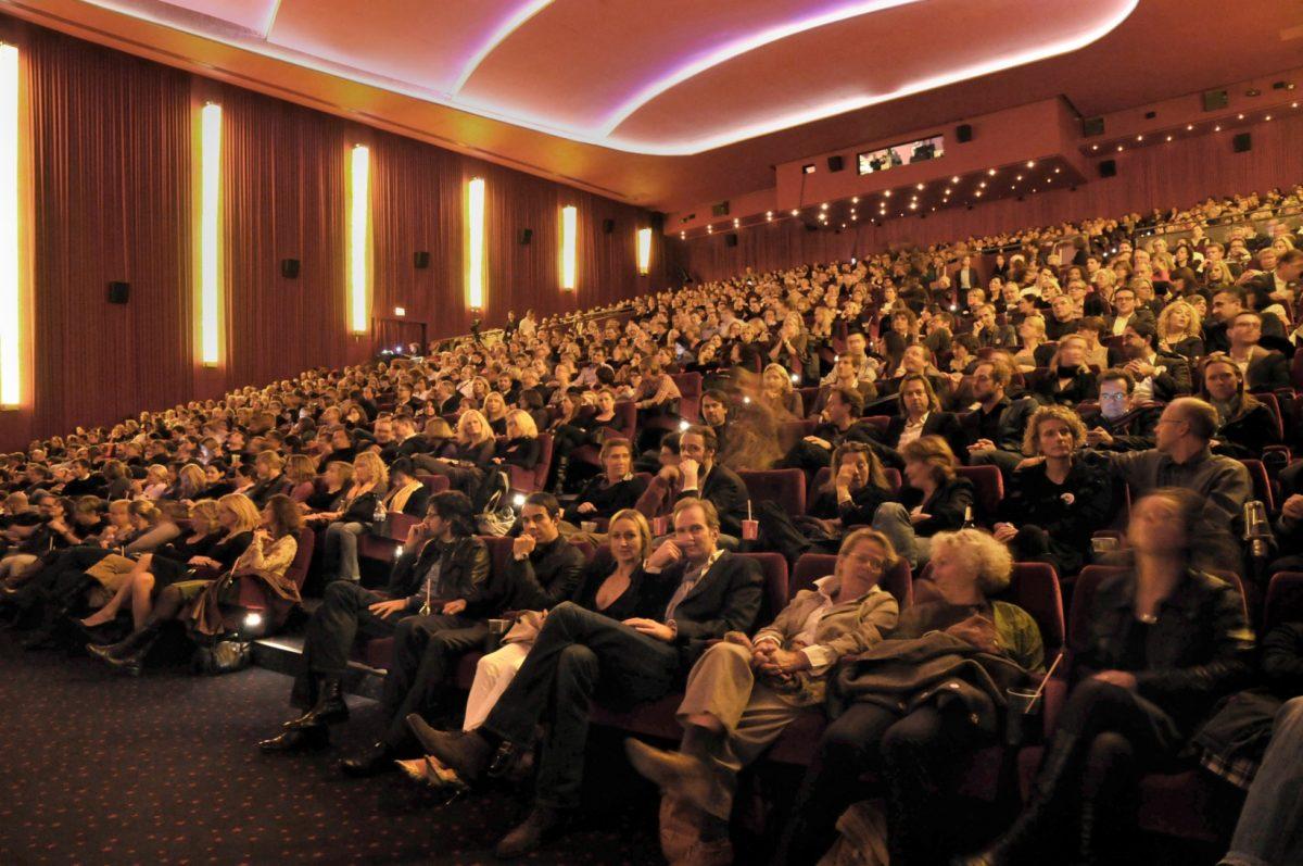 Wie auch in den Vorjahren werden beim Hamburger Filmfest zehntausende Besucher erwartet. Foto: Martin Kunze