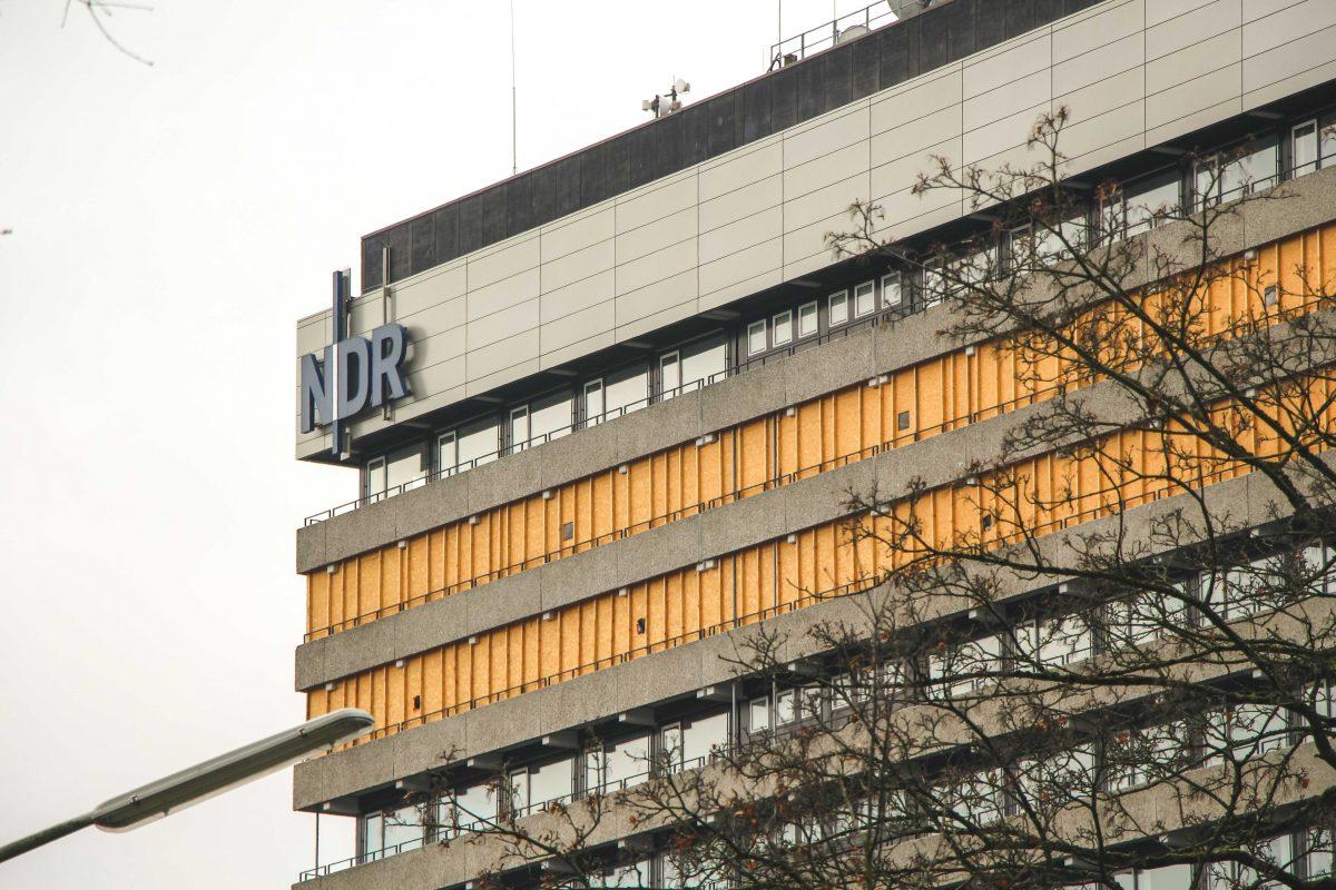 Warnstreik beim NDR: Auch der Standort Lokstedt ist betroffen. Foto: Fabian Hennig