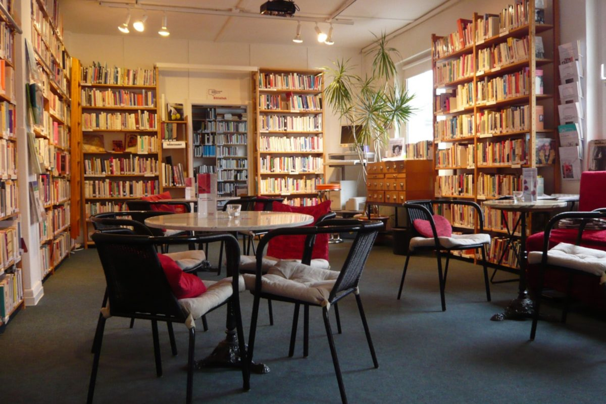 Die Hamburger Frauenbibliothek wird zum Ende des Jahres geschlossen. Foto: Elsbeth Müller