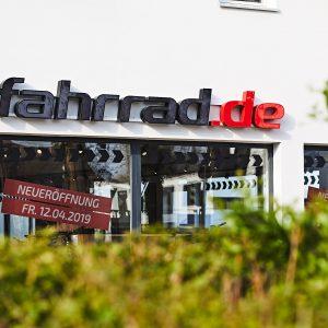Hamburg Eimsbuettel Fahrrad.de Shop