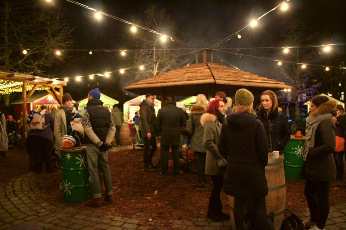 Weihnachtsmarkt Apostelkirche 2019