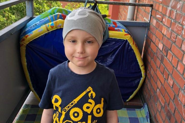 Fiore (7 Jahre alt) braucht dringend eine Stammzellspende.