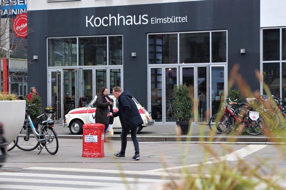 Nach der Übernahme durch Viani ist sicher: Das Kochhaus Eimsbüttel bleibt. Foto: Catharina Rudschies