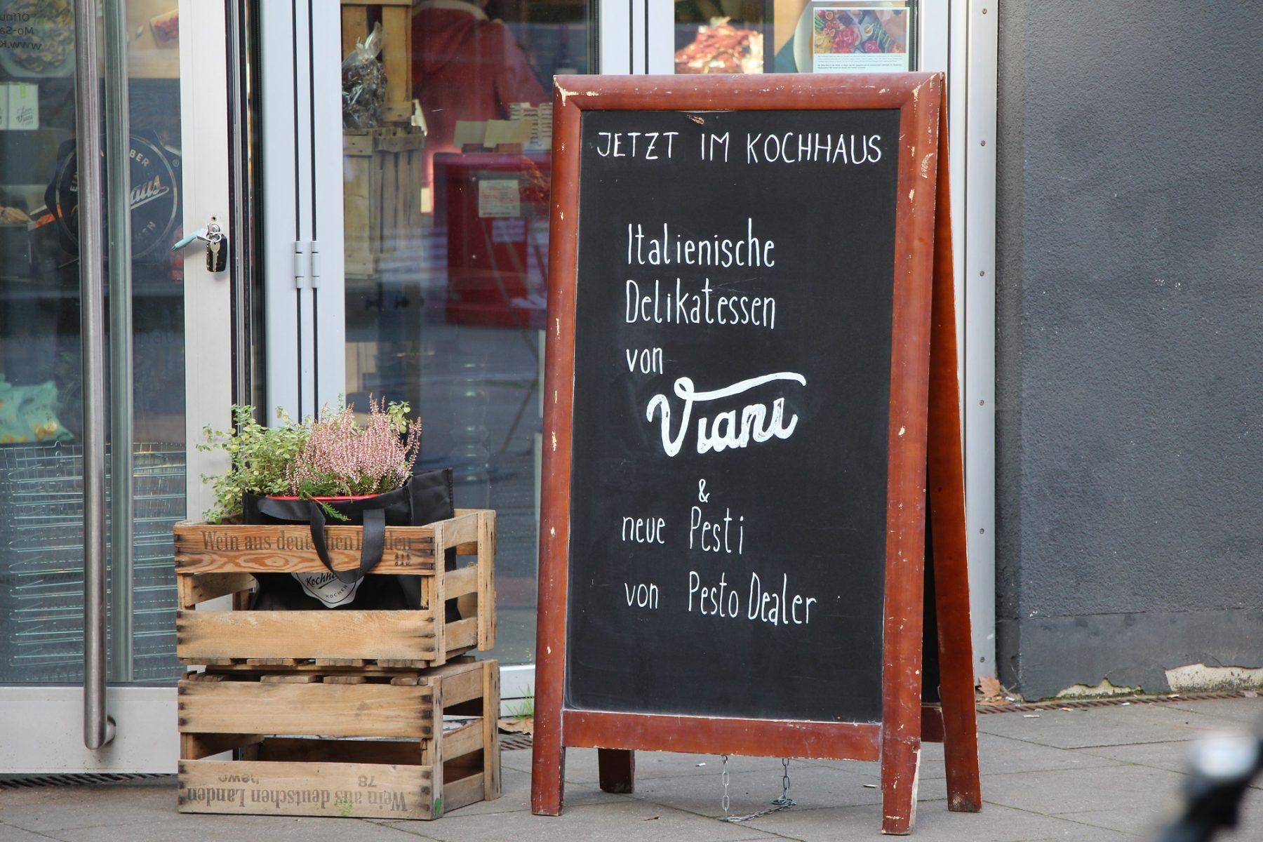 Im Kochhaus wird es zukünftig mehr Spezialitäten aus dem Mittelmeerraum geben. Foto: Catharina Rudschies