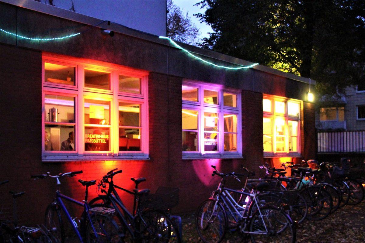 Für Kultur und Begegnung in Eimsbüttel: Das Kreativhaus Eimsbüttel. Foto: Catharina Rudschies