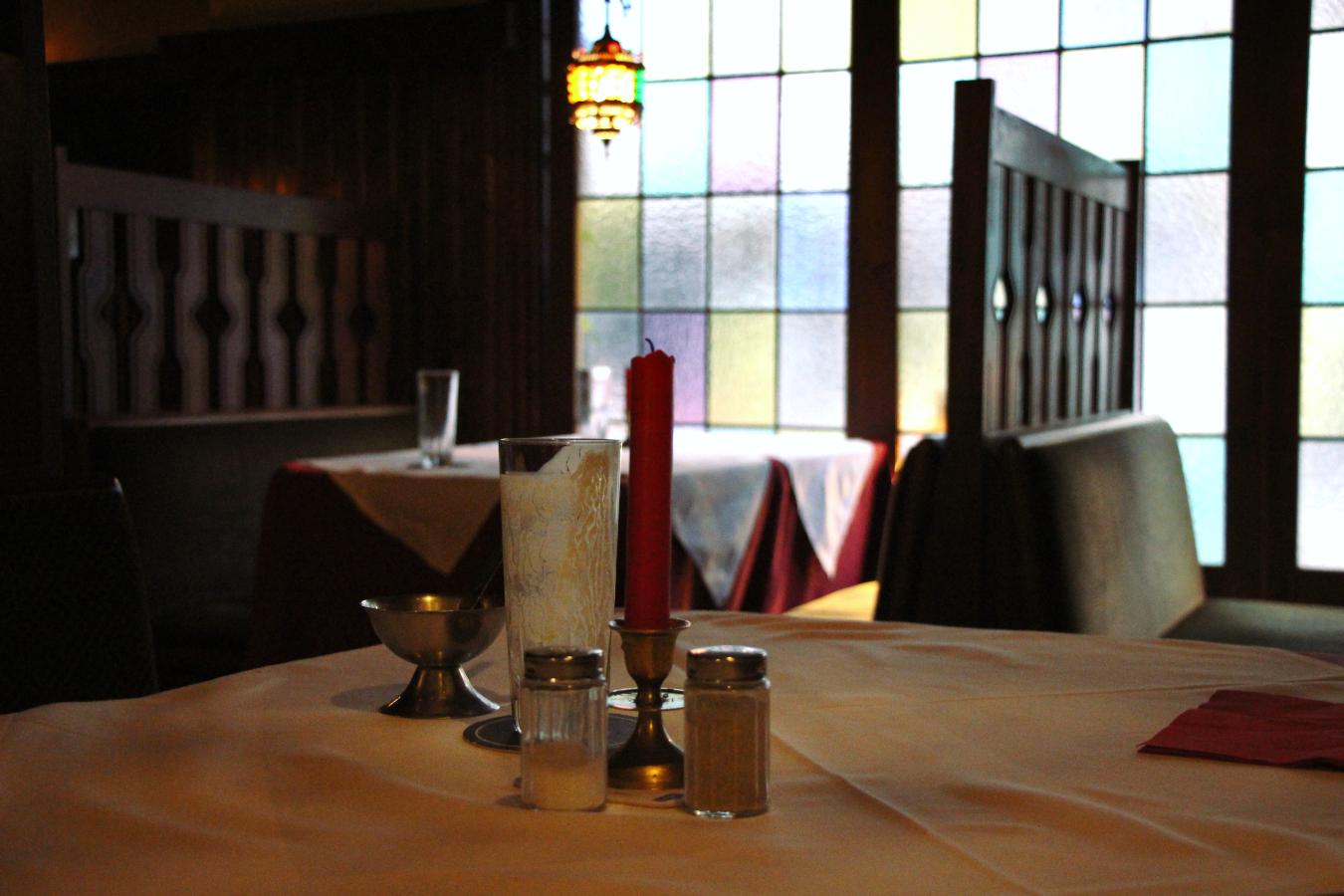 Das Restaurant Delhi schließt Ende dieses Jahres. Foto: Sophia Kleiner