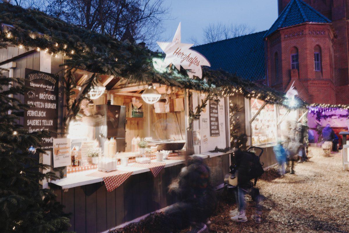 Hamburg Eimsbüttel_Weihnachtsmärkte in Eimsbüttel__St Markus