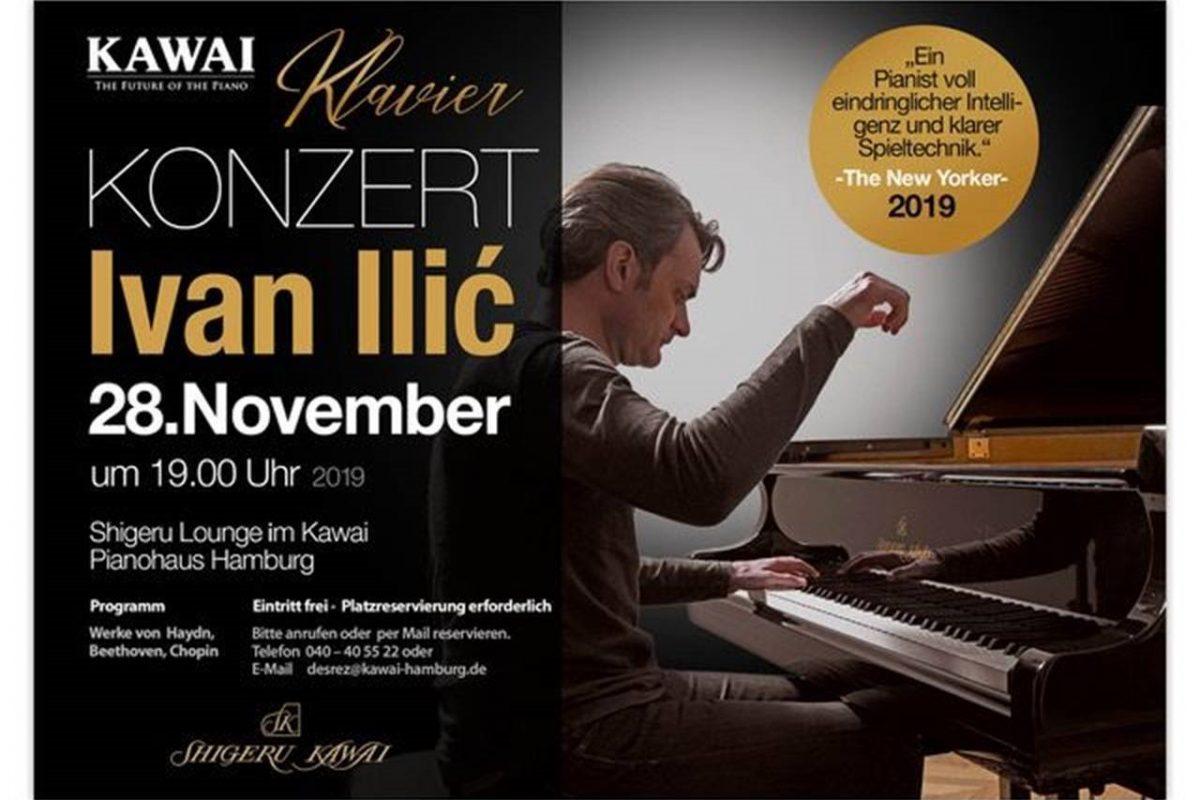Klavierkonzert Hamburg