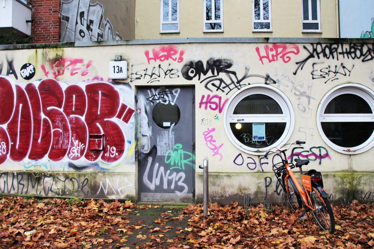 Dem Überfall auf den Jungendclub in Eimsbüttel folgte eine Raubserie der Diebesgruppe. Foto: Alana Tongers