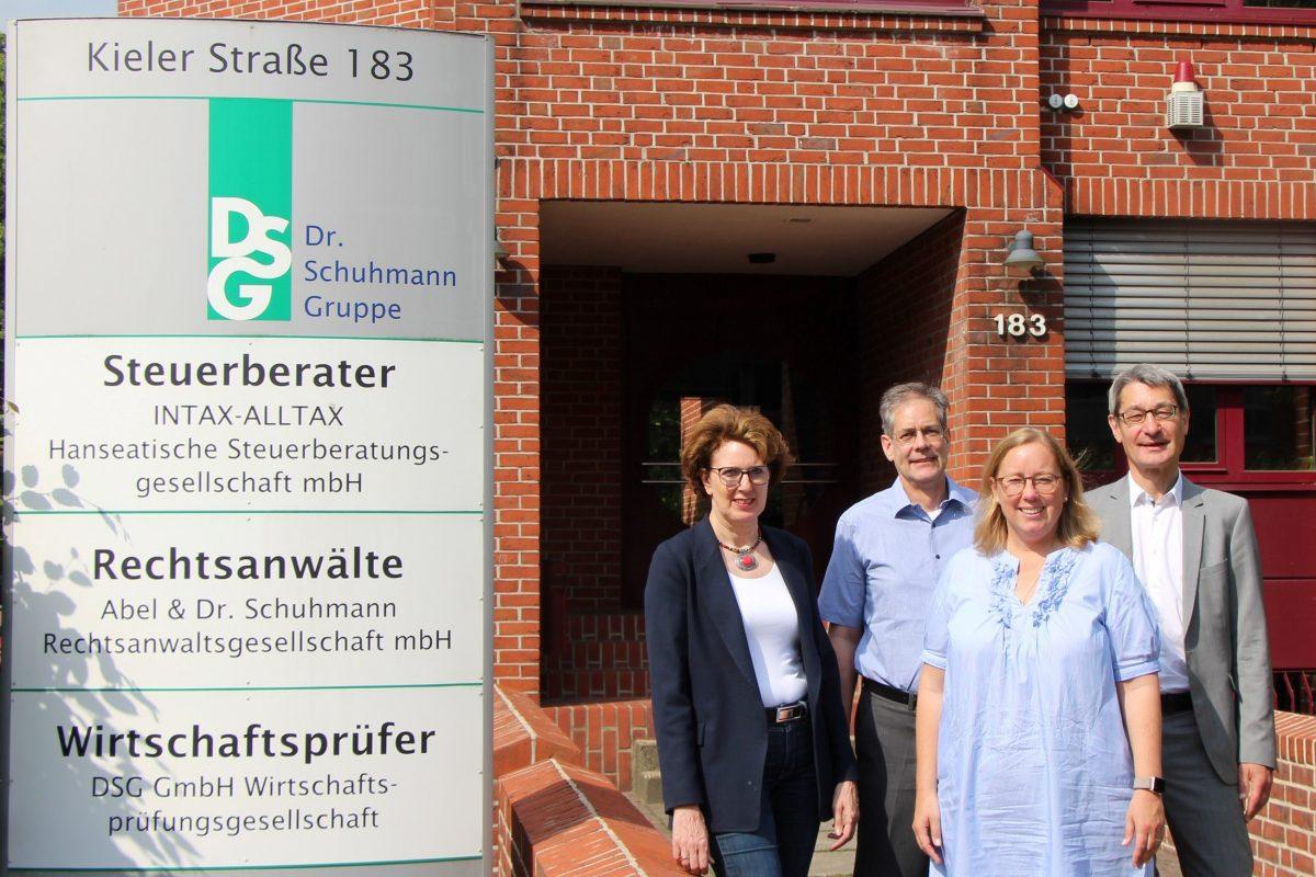 Die Steuerkanzlei INTAX-ALLTAX in Eimsbüttel.
