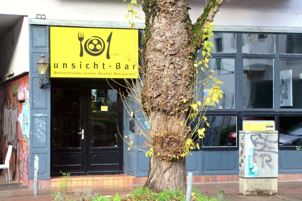 Die Unsicht-Bar Hamburg muss zum Jahresende schließen. Foto: Vanessa Leitschuh