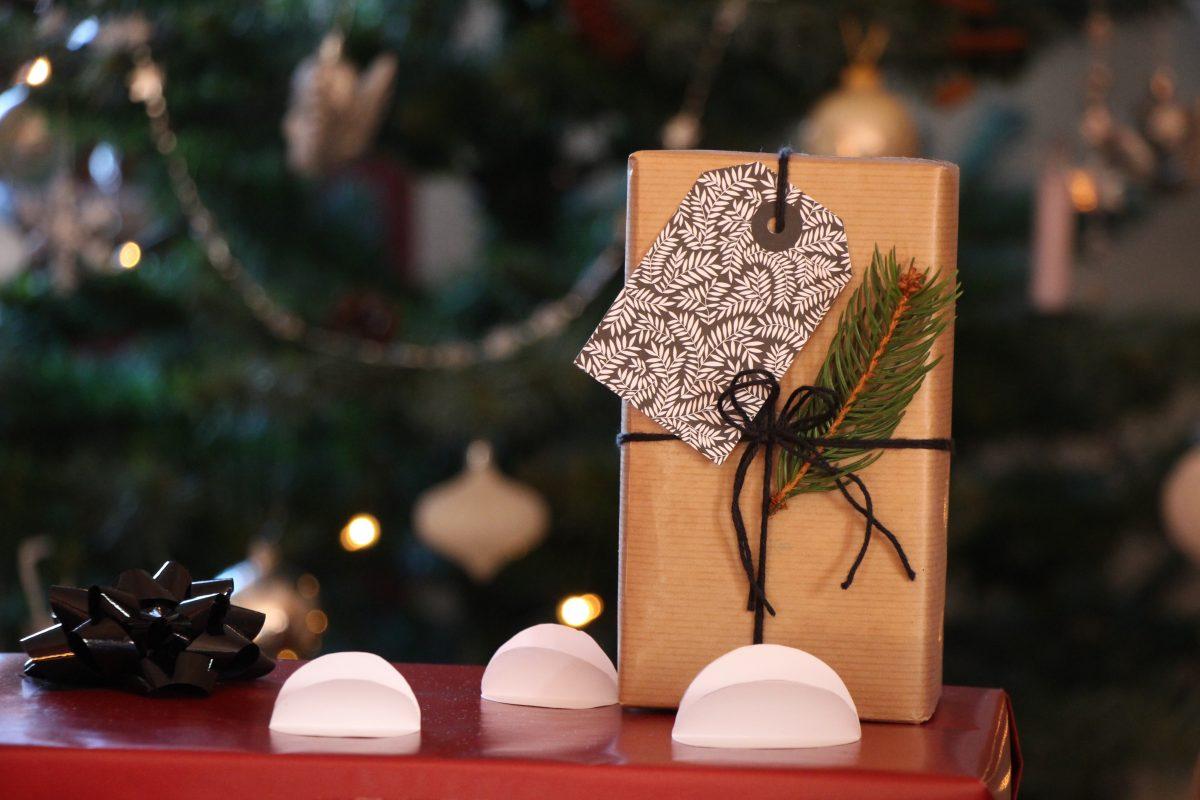 Geschenke unter dem Weihnachtsbaum: Foto: Vanessa Leitschuh