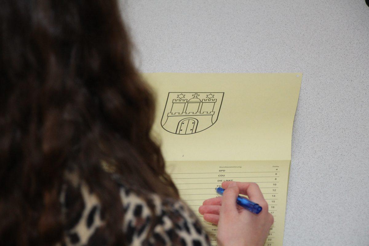 Am 23. Februar geht es an die Wahlurne. Foto: Vanessa Leitschuh