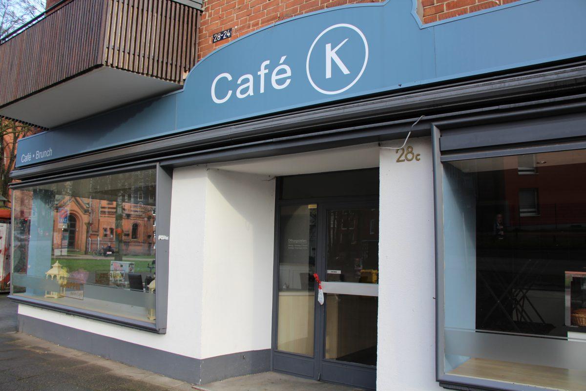 Das Café Knüppel hat bereits seit Ende des Jahres geschlossen.