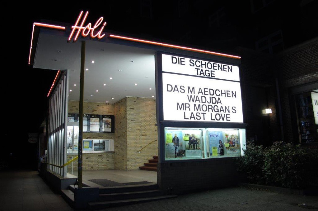 Das Holi Kino im Eimsbüttel. Foto: Holi Kino