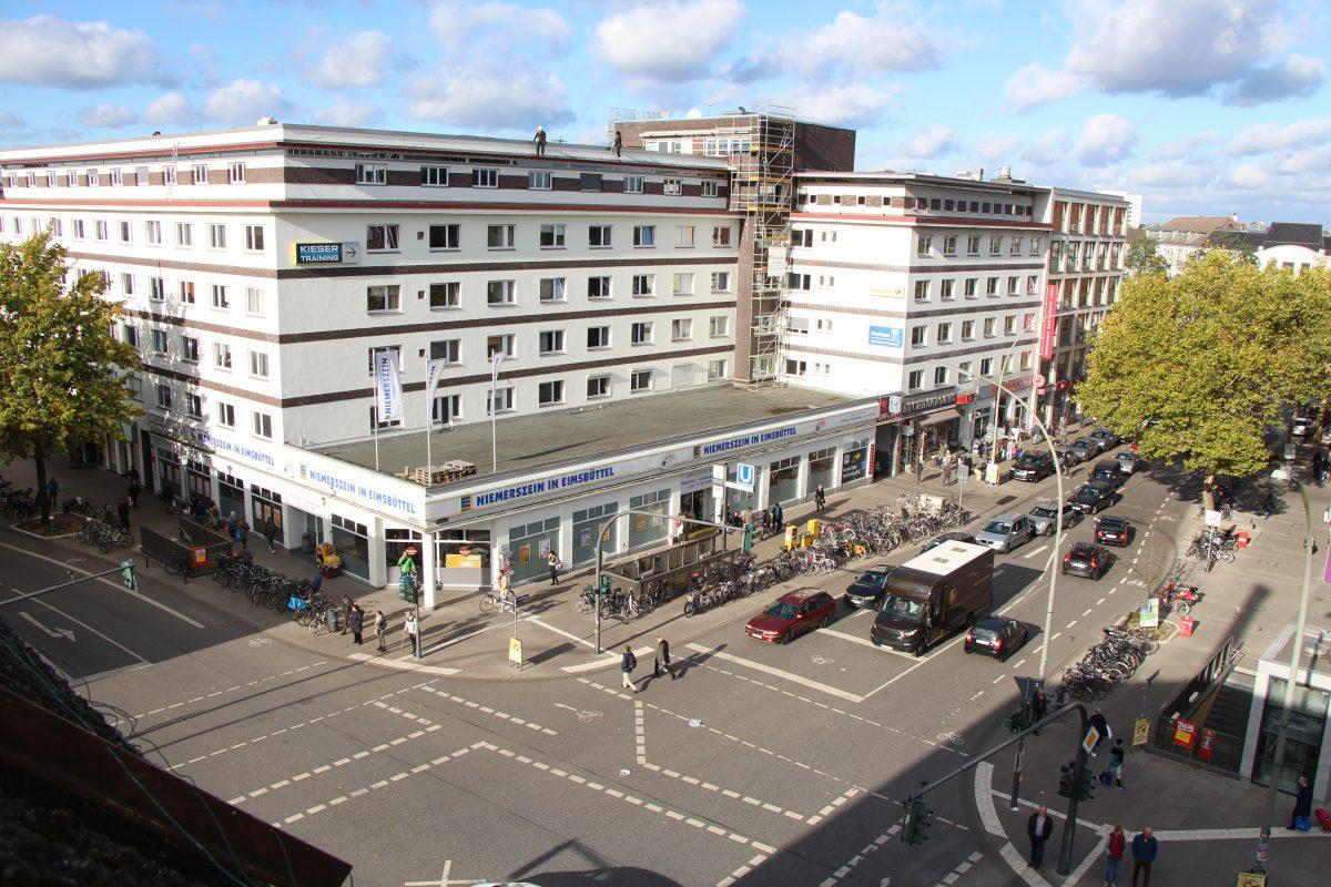 Die Osterstraße in Hamburg Eimsbüttel. Foto: Fabian Hennig