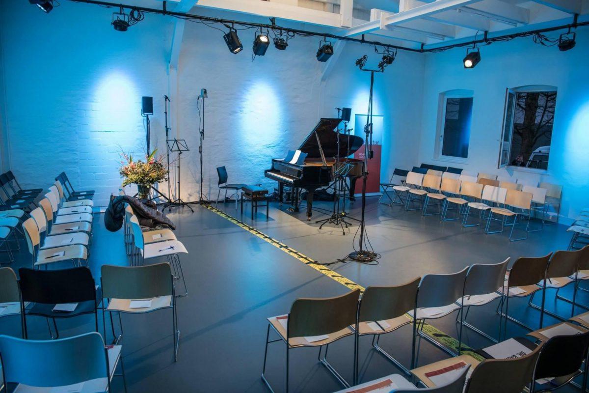 Konzert: Eines Nachts träumte mir (der Teufel in der Musik) im Tonali-Saal. Foto: Georg Tedeschi.