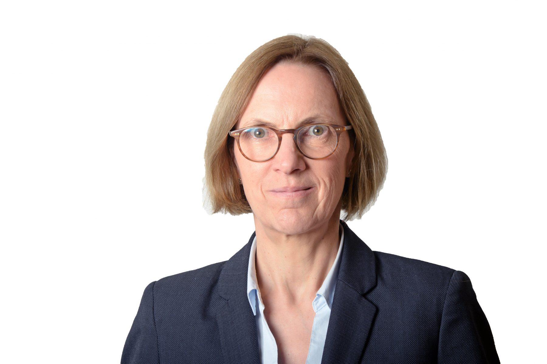 """Die Politikerin Dr. Carola Ensslen gilt als Spitzenkandidatin der Partei """"Die Linke"""" im Wahlkreis Harvestehude - Rotherbaum - Eimsbüttel Ost. Foto: Die Linke Eimsbüttel"""