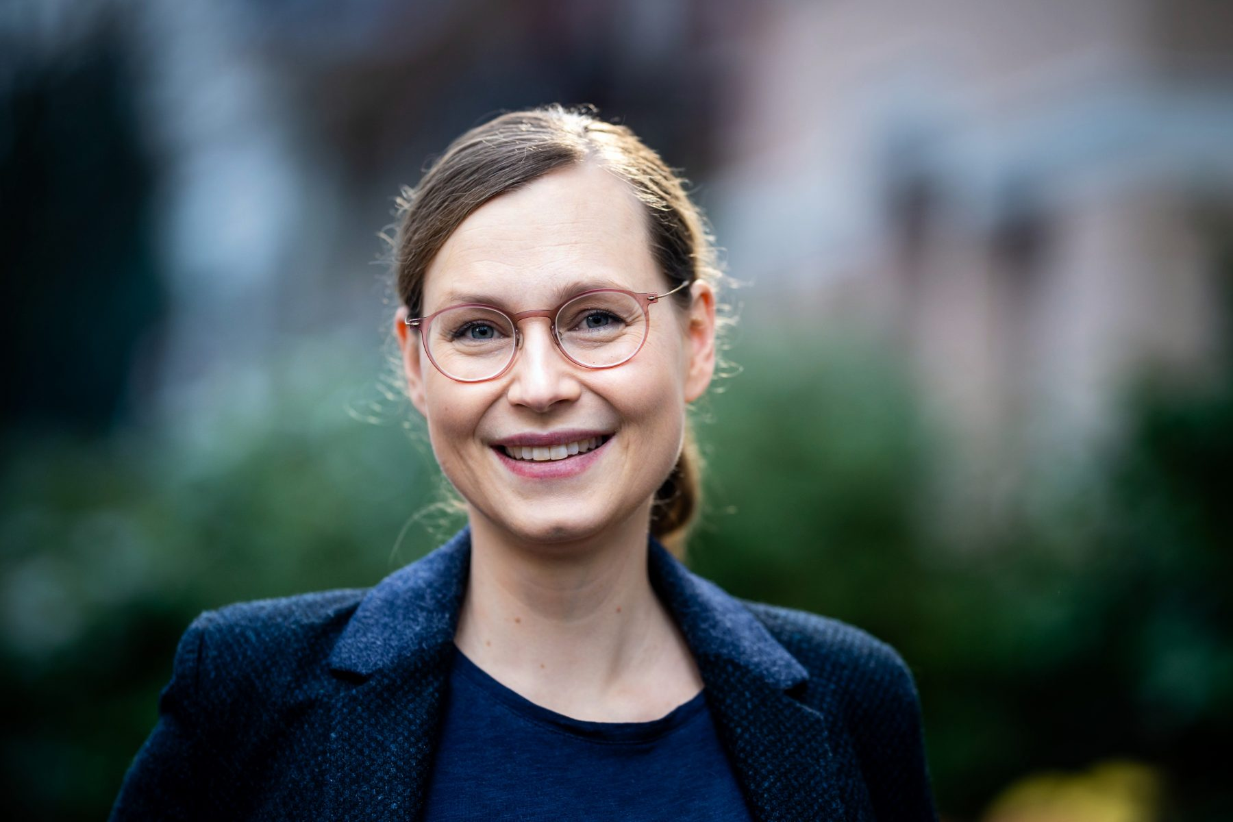 Lisa Kern: Spitzenkandidatin der Grünen. Foto: Die Grünen Eimsbüttel