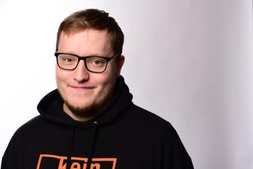 Mikey Kleinert kandidiert für die Linke bei der Bürgerschaftswahl 2020. Foto: Linke Eimsbüttel