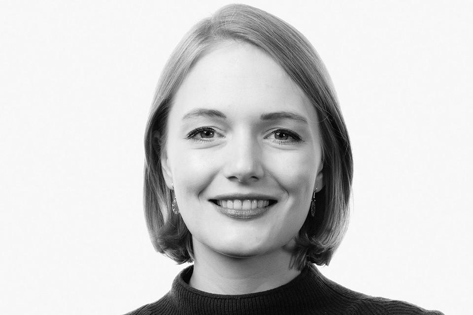 Die Politikerin Ria Schröder. Foto: Marius Hoppe