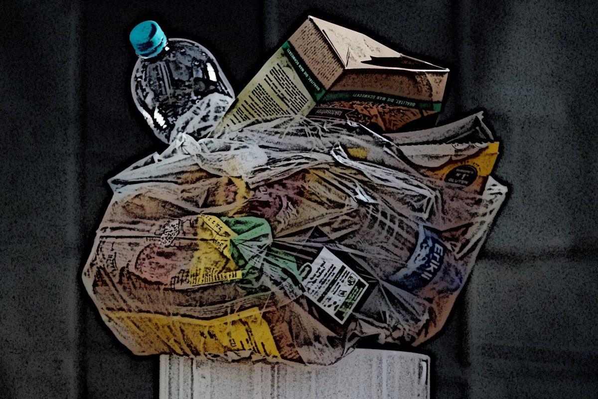 Gehört die hohe Müllproduktion bald der Vergangenheit an? Foto: Catharina Rudschies