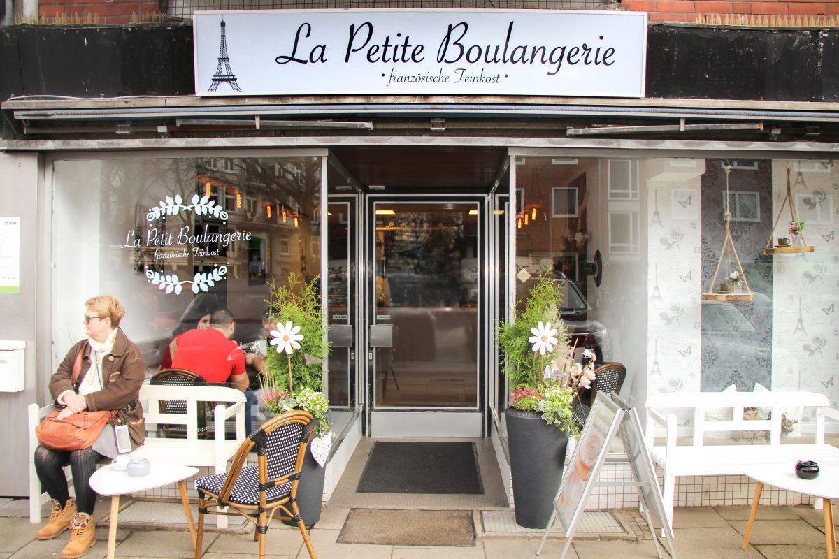 """""""La Petite Boulangerie"""" eröffnet im Stellinger Weg 28. Foto: Sophia Kleiner"""
