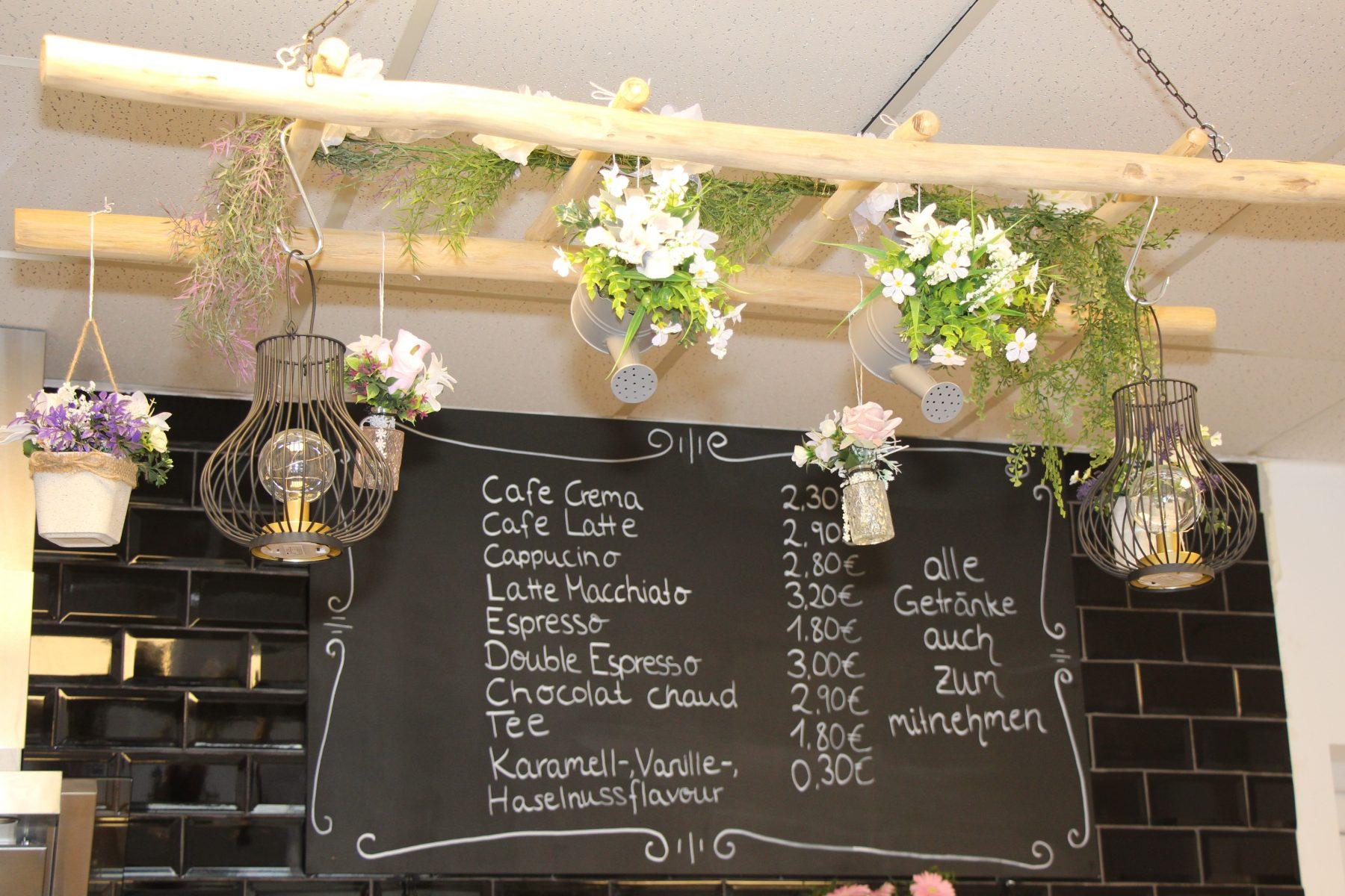 Ewiger Frühling in La Petite Boulangerie. Foto: Sophia Kleiner