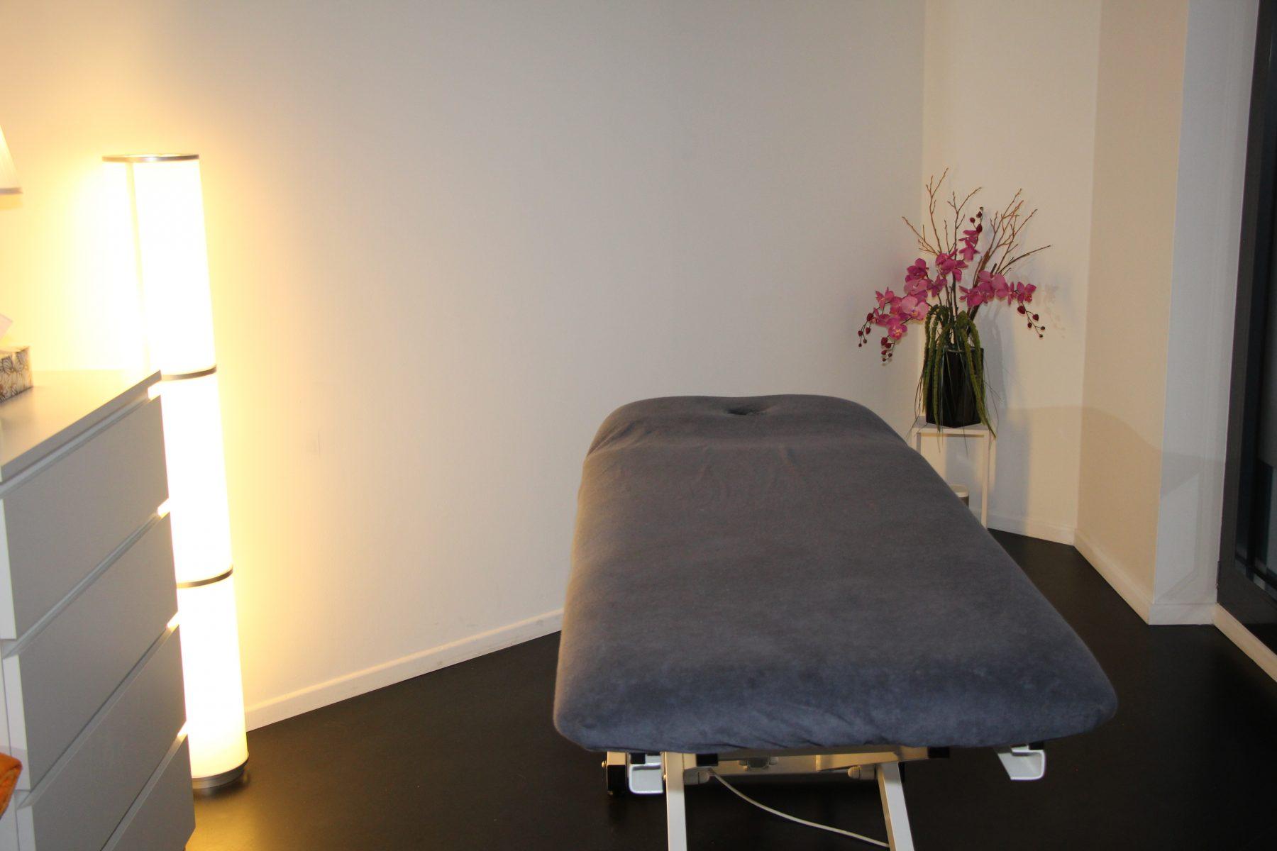Massagen zur Entspannung. Foto: Sophia Kleiner