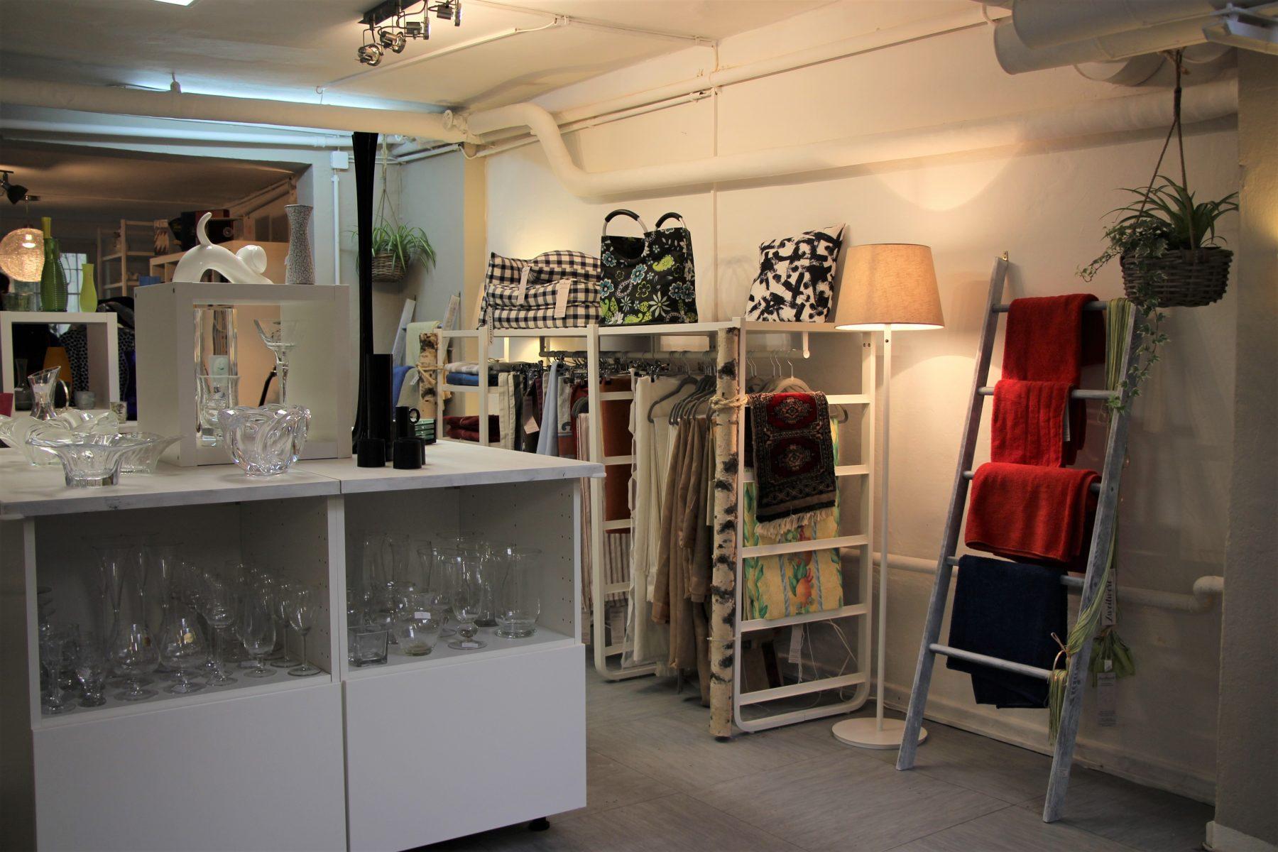 Das Motto des Ladens ist Nachhaltigkeit. Foto: Sophia Kleiner