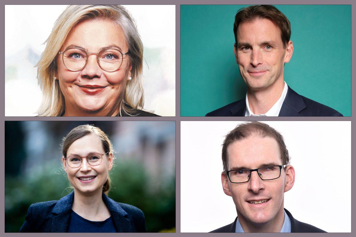 Eimsbüttels Kandidaten für die Bürgerschaftswahl 2020 im Wahlkreis Lokstedt - Niendorf - Schnelsen.