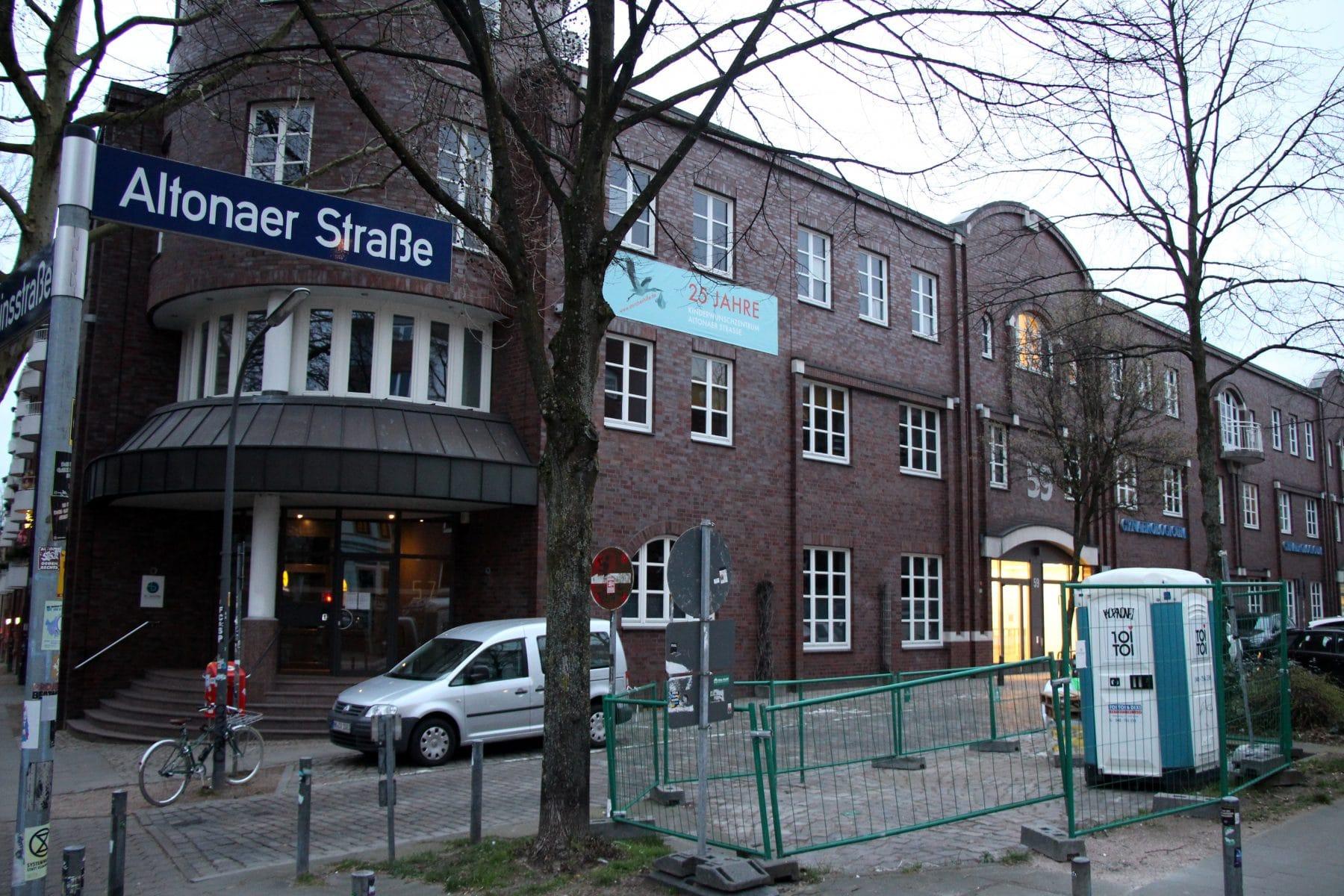Kinderwunschklinik Altonaer Strasse