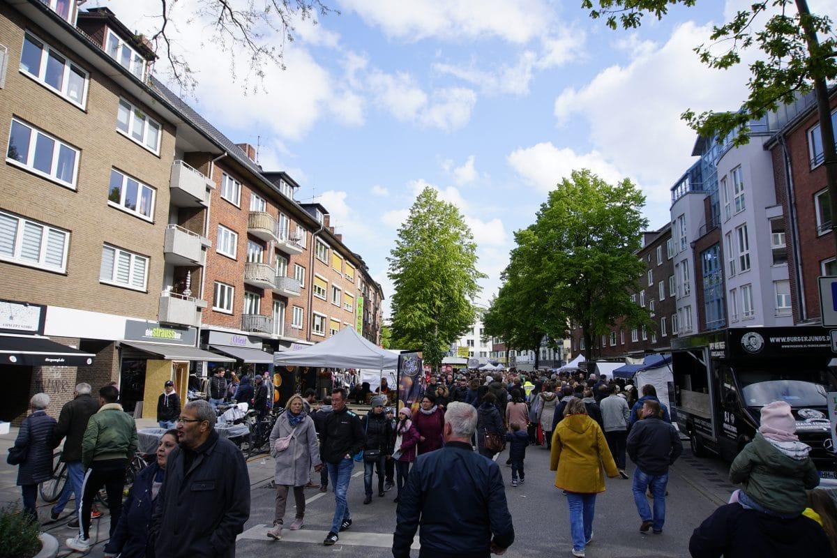 Osterstraßenfest 2019