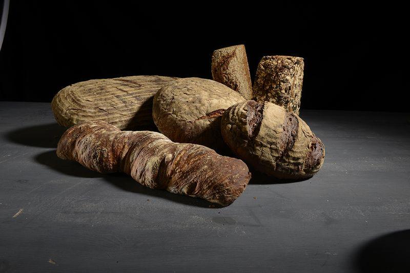 Nur sechs verschiedene Brote wird Korte in seiner Brotmanufaktur anbieten. Foto: Sören Korte Brotmanufaktur